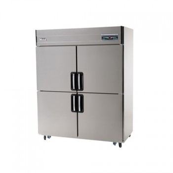 55박스 디지털 직접 냉각 수평형 냉동 670L 냉장 670L