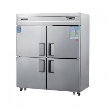 55박스 아날로그 직접 냉각 수직형 냉동 720L 냉장 720L