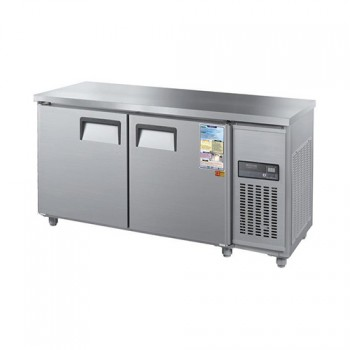 보냉테이블 1800 디지털 직접 냉각 냉장 475L 메탈