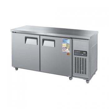보냉테이블 1800 디지털 직접 냉각 냉장 475L 올 스텐