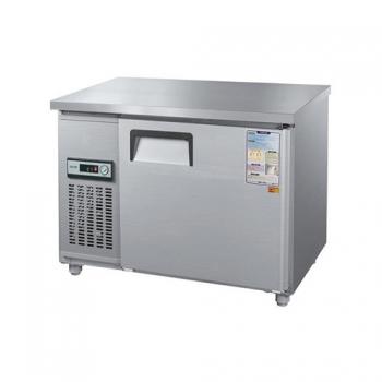 보냉테이블 1200 아날로그 직접 냉각 냉장 260L 메탈