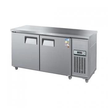 보냉테이블 1800 아날로그 직접 냉각 냉장 475L 메탈