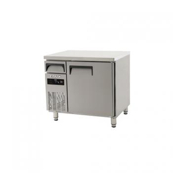 에버젠 직접냉각방식 냉장 테이블 900 디지털 냉장 184L 1도어